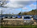 ST7368 : Lansdown Park and Ride, Bath by Brian Robert Marshall