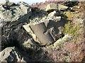 SE0417 : Fossil, Pike Law, Rishworth by Humphrey Bolton