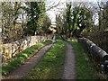 SX2286 : Bridge near Badgall by Derek Harper