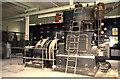SP0579 : Steam engine, J & E Sturge, Lifford Lane by Chris Allen