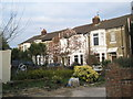 SU6505 : Villas at end of Windsor Road by Basher Eyre