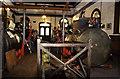 TL4659 : Hathorn, Davey steam engines, Cheddars Lane pumping Station by Chris Allen