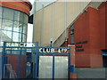 NS5564 : Ibrox at Copland Road by Lynn M Reid