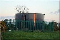 S4460 : Water storage tank by kevin higgins