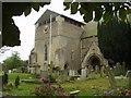 SU4092 : West Hanney Church by John Firth