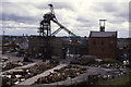 SJ6098 : Golborne Colliery by Chris Allen