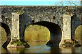 J4846 : The Quoile Bridge near Downpatrick (part) : Week 13