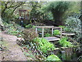 SP7702 : Bledlow: The Lyde Garden (3) by Nigel Cox