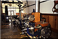 SE2734 : Steam engine, Leeds Industrial Museum by Chris Allen