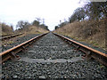 NS8254 : Old Railway Line - Beside Main St and Chapel Road, Bogside by M22RDY