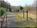SN6778 : Nantyronen Station, Vale of Rheidol Railway by John Lucas