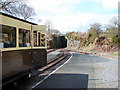 SN7376 : Devil's Bridge Station, Vale of Rheidol Railway by John Lucas