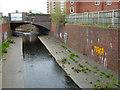 SP0785 : River Rea, Highgate by Stephen McKay