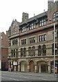 SK5740 : Watson Fothergill - Express Chambers, Parliament Street by Alan Murray-Rust