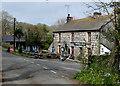 SW4424 : Lamorna Wink public house by Pauline E