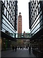 TQ2979 : Westminster Cathedral from Cathedral Walk : Week 17