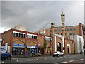 TQ3481 : Whitechapel: The East London Mosque by Nigel Cox