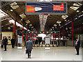 TQ2782 : Marylebone Station Concourse by John Lucas
