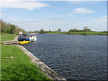 M9514 : Meelick Quay, Co. Galway by Kieran Campbell