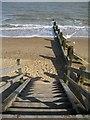 TM2622 : Steps to the Jubilee beach : Week 17
