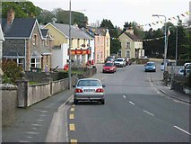 G8031 : Main Street, Dromahair by Oliver Dixon