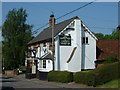 SP8034 : Lowndes Arms, Whaddon by Mr Biz