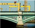 J3473 : The Albert Bridge, Belfast : Week 19