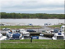 G8606 : Lough Key Marina by Oliver Dixon