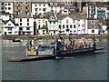 SX8851 : Lower vehicle ferry, Kingswear : Week 19
