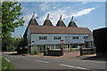 TQ7040 : Station Oast, Goudhurst Road, Horsmonden, Kent by Oast House Archive