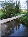 NO8285 : Irish bridge by Stanley Howe