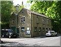 SE0125 : Mytholmroyd Library - Cragg Road by Betty Longbottom