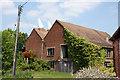 TQ6635 : Unconverted Oast House at Furnace Farm, Furnace Lane, Lamberhurst, Kent by Oast House Archive