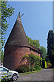 TQ6636 : Unconverted Oast House at Furnace Mill, Lamberhurst by Oast House Archive