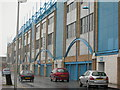 TQ7868 : Priestfield Stadium, Gillingham Football Club by Danny P Robinson