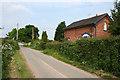 SJ5349 : Cross Lanes Cottage, Grotsworth Lane by Espresso Addict