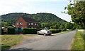 SJ5354 : Semi-detached house, Mill Lane, Bulkeley by Espresso Addict