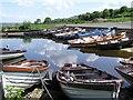 G8853 : Breffni Pier, Lough Melvin (3) by Kenneth  Allen