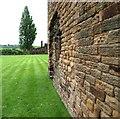 SE3706 : Monk Bretton Priory by Steve  Fareham