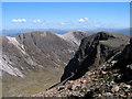 NG9550 : Beinn Liath Mhór from Sgorr Ruadh by Dave Croker