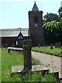 SJ3660 : St Mary's Church, Dodleston by Eirian Evans