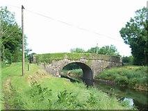 N3456 : Kildallan Bridge on the Royal Canal, Co. Westmeath by JP