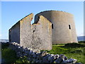 M2411 : Martello Tower - Finavarra Point, Rine Townland by A McCarron