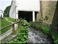 SE1039 : Spillway - Three Rise Locks by Betty Longbottom