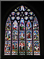TF6841 : St Mary's church - east window : Week 23