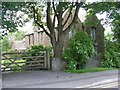 SE0636 : Cullingworth Vicarage - off Halifax Road by Betty Longbottom