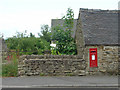 SK3553 : Postbox on Crich Common by Alan Murray-Rust
