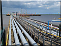 TA1818 : South Killingholme Oil Jetty : Week 24