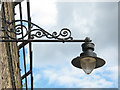 TQ3777 : Victorian lamp bracket on Deptford viaduct by Stephen Craven