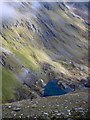 NH1225 : Loch Uaine by trevor willis